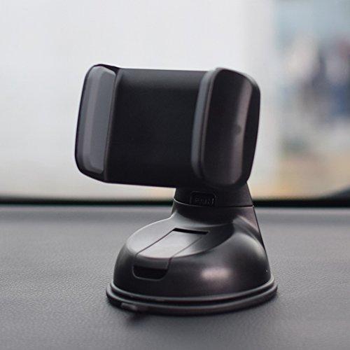 XP Auto-Handy-Halter Auto-Halter-Navigation Navigation Sucker Multifunktions-Luftauslass Unterstützung Universal Universal,Schwarz,Einheitsgröße Schwarz Navigation