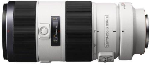 Sony SAL70200G2 A Mount - Full Frame 70-200mm F2.8 G SSM Zoom Lens