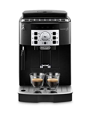 De'Longhi ECAM 22.110.B-Magnifica S Macchina del caffè Superautomatica, 1450 W, 1.8 Litri, Plastica, Nero