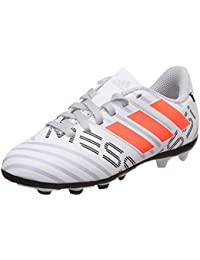 Adidas Nemeziz Messi 17.4 FxG J, Botas de fútbol Unisex niños