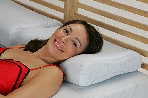 snug-single-contour-memory-foam-pillow-plus-coolmax-zipped-washable-cover