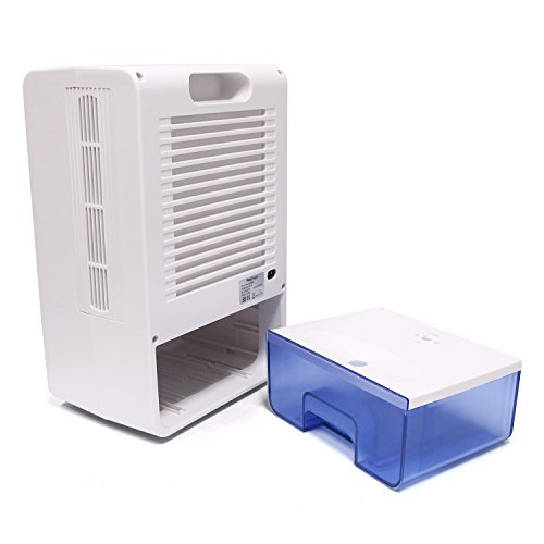 Pro Breeze 3000ml Mini Dehumidifier For Damp Mould Moisture In Home Kitchen Bedroom Caravan