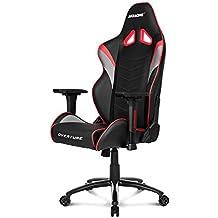 Akracing Gaming Stuhl OVERTURE schwarz/grau/rot