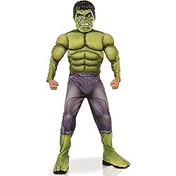 Generique - Disfraz Hulk Los Vengadores 2 Deluxe Niño 5-6 Años (110/116)