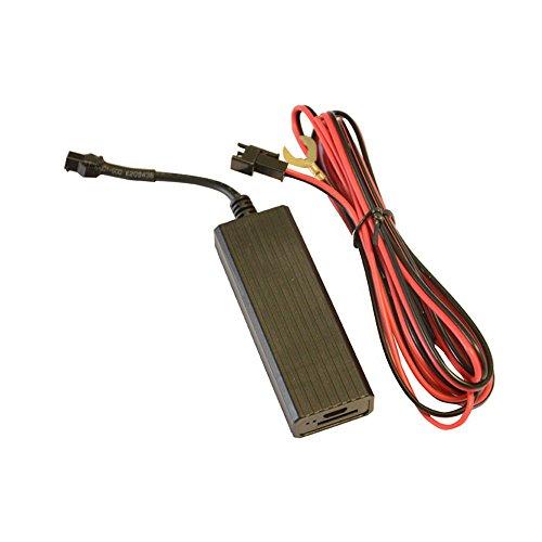 SODIAL Rastreador de GPS de motocicleta bicicleta electrica coche Localizador GSM Control...
