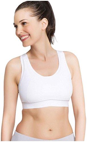 87a624735c LA Leche League Sports Nursing Bra - Medium - White