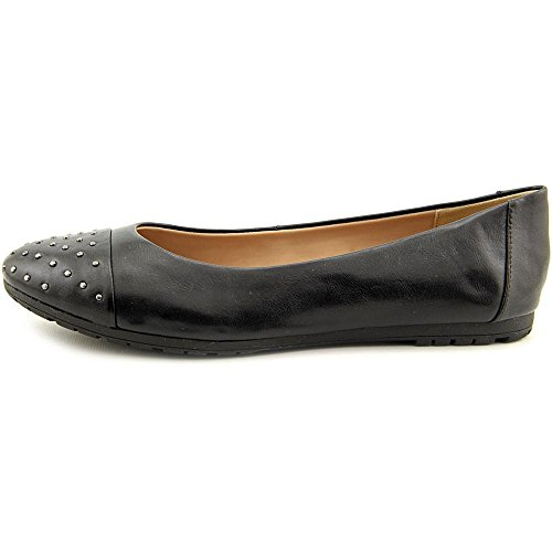 Easy Spirit Adrina Large Synthétique Chaussure Plate Black
