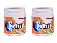 ORBIT Sugar free Orange Cardamom 66 Gms (Pack of 2)