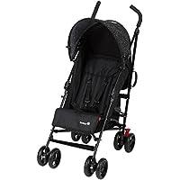 Safety 1st Slim - Silla de paseo ligera, color Splatter Black