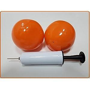 Franklin Universal Ball – 2er-Set + Kleine Ballpumpe – Sanfte unterstützung für empfindliche Franklin-Schüler!