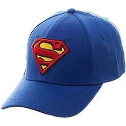DC Comics Superman Symbol Flex Fit Gorra De Béisbol