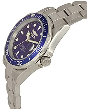 Invicta Pro Diver Unisex Analogue Classic Quartz Watch With Stainless Steel Bracelet – 9204 1