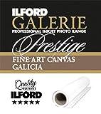 ILFORD GALERIE Prestige FineArt Canvas Galicia 450 GSM 60 Zoll - 152,4 cm x 15 m 1 Rolle