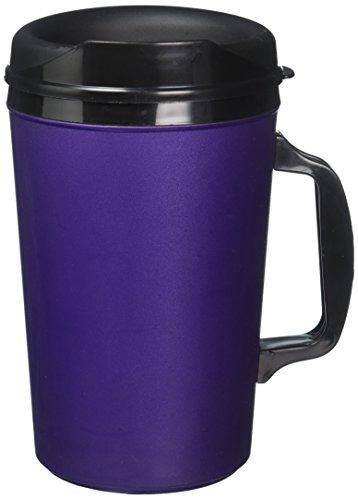Thermoserv schiuma isolante, 20 gr-Tazza da caffè, colore: viola