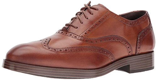 b5b9d2dea24 Cole Haan Men Men s Henry Grand Shortwing Ox British Tan Dark Natura-C24153  M