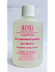 245834c76ca Ardell Professional LashTite For Individual Lashes Clear Adhesive 22ml