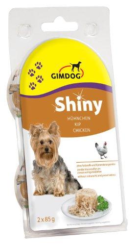 Gimdog Shiny Hühnchen, 4 Packungen (4 x 170 g)