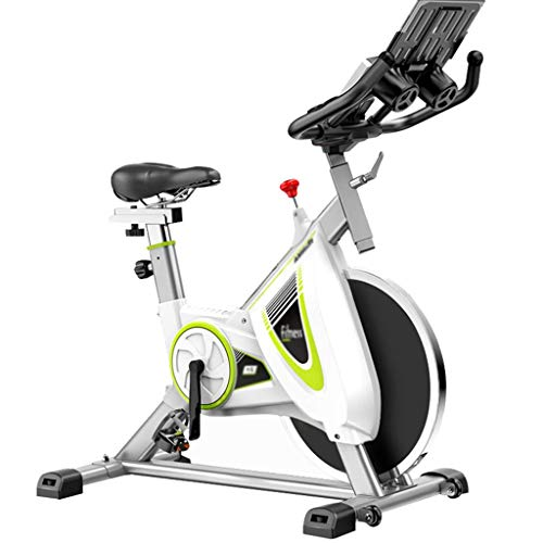 Sishuinianhua indoor bicycle, muto famiglia cyclette attrezzatura per il fitness perdere peso pedale aerobica esercizio spinning bike 113 * 56 * 119cm scolpimento del corpo