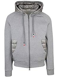 MONCLER Homme 840060080985920 Gris Coton Sweatshirt 1916b0adbe6