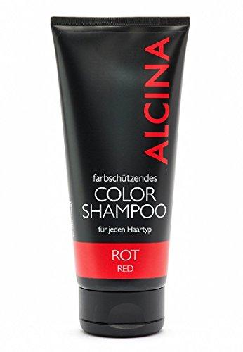 Color Shampoo rot, 200 ml