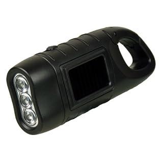 98381 Solar / Dynamo Taschenlampe