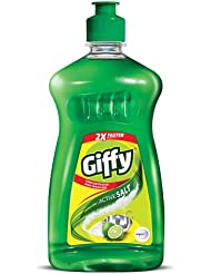 Giffy Green Lime and Active Salt - 500 ml