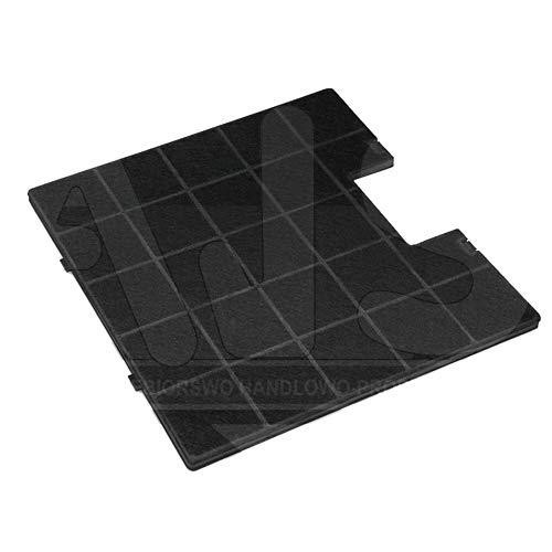 Filtre à charbon FWK-300 pour le capot AMICA OKC, GORENJE (300x280x10) - Accessoires capot - Pièces pour hottes