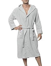 396d1e6ab3 Men s Bathrobe (XS to XL) - Luxury 100% Cotton Bathrobes