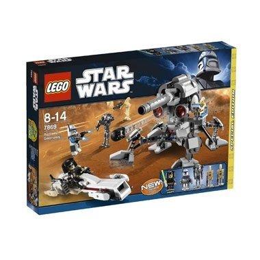 en Geonosis Spielzeug zum Zusammenbauen, von Lego (Rex Clone Wars)