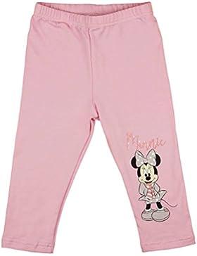 Baby- / Mädchen- THERMO-LEGGINGS GEFÜTTERT, lang, Minnie Mouse, Sport-Hose in GRÖSSE 74, 80, 86, 92, 98, 104,...