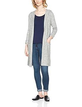 s.Oliver Onllive Love Trendy Stripe Ss Oneck Noos, Cárdigan para Mujer