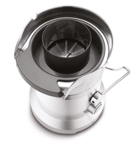 Sage BJE520UK the Nutri Juicer Plus Centrifugal Juicer - Silver