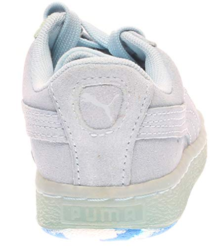 Puma Suede Classic Ice Mix Toddler Boy s Sneakers Shoes Blue Size 8