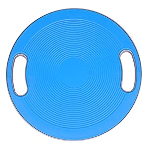 lxfy Wobble Balance Board-Fitness Balance-Platte-rutschfeste Wobble Core Trainer, für Rehabilitations-Yoga-Übungen…