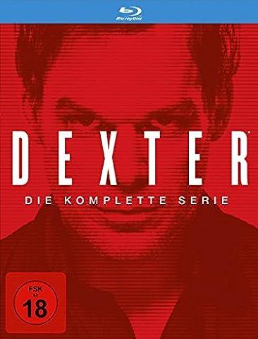 Dexter - Die komplette Serie [Blu-ray]