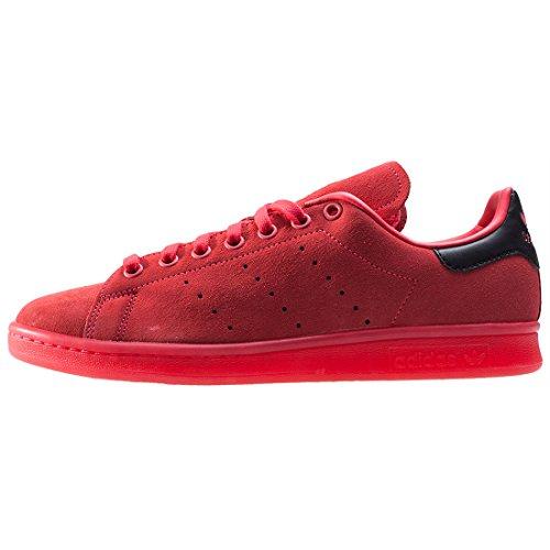 adidas Stan Smith Uomo Formatori Red Black