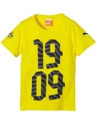 PUMA Kinder T-Shirt BVB Fan Tee