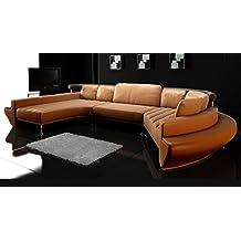 Suchergebnis auf f r rundsofa for Couchlandschaft grau