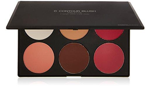 Coastal Scents Palette de Maquillage Contour des Lèvres et Blush
