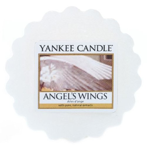 Yankee Candle Wax Melt Angel Wings Duftkerze 0,022 (Angel Wings)