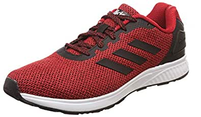 Adidas Men's Scarle/Cblack/Silvmt Running Shoes-6 UK/India (39.3 EU) (CK9628)