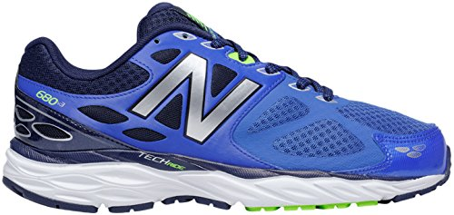 New Balance Men's 680V3 Man's Sneakers In Blue Color