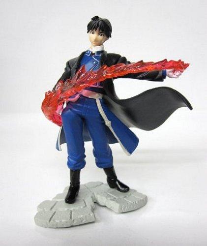 Full Metal Alchemist Bandai Gashapon Figure-Roy Mustang (Bandai Fullmetal Alchemist)