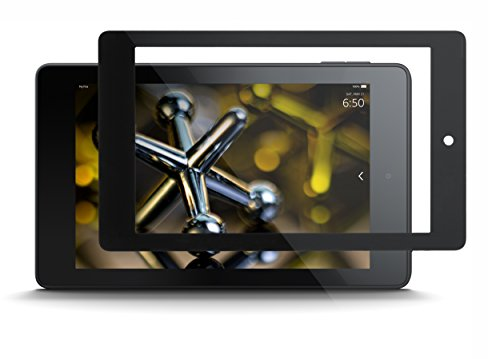 Moshi iVisor XT Displayschutzfolie für Fire HD 6 (4. Generation - 2014 Modell), transparent