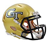 Riddell NCAA Georgia Tech Amarillo Chaquetas Speed Mini Casco