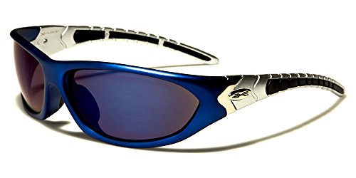 New-X-Loop--SOLO-Unisex-Sport-Wrap-Sunglasses-UV400-100-Protection