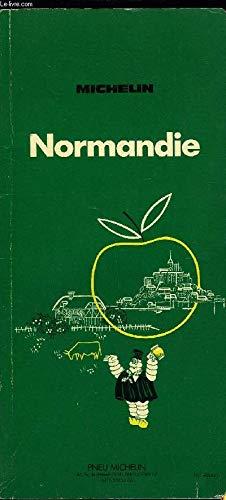Normandie (Les Guides verts Michelin)