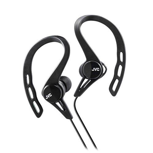 JVC HA-ECX20-B Negro Intraaural Dentro de oído Auricular - Auriculares (Intraaural, Dentro de oído, Alámbrico, 10-23000 Hz, 1,2 m, Negro)