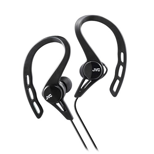 Auriculares JVC HA-ECX20-B el mejor Auricular para Escuchar Música en Caballo
