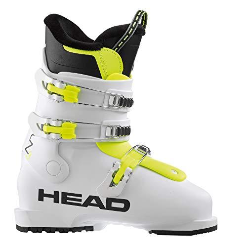 HEAD Kinder Z 3 Skischuhe, White, 260